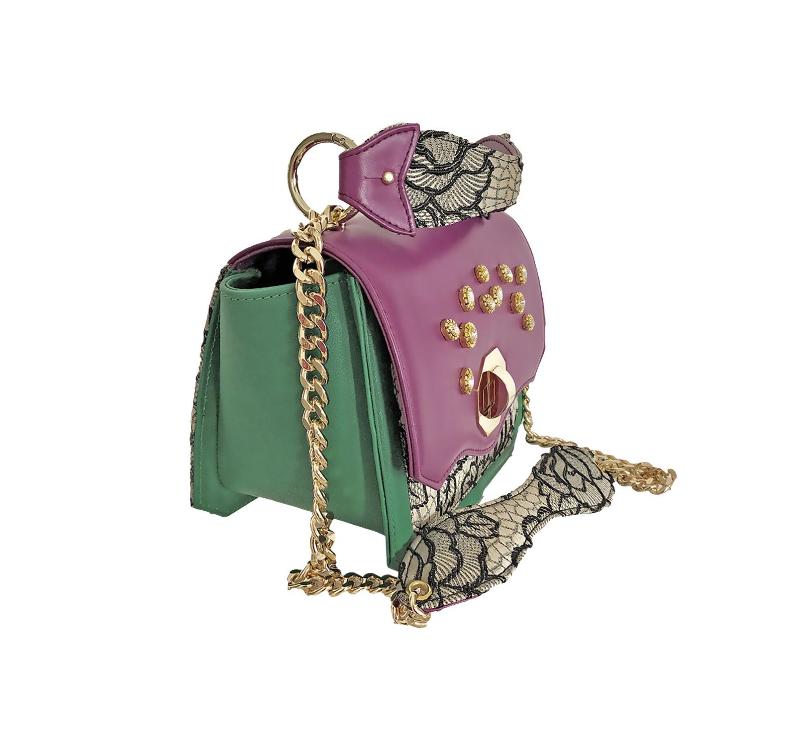 KristinaC - Kara Green Violet