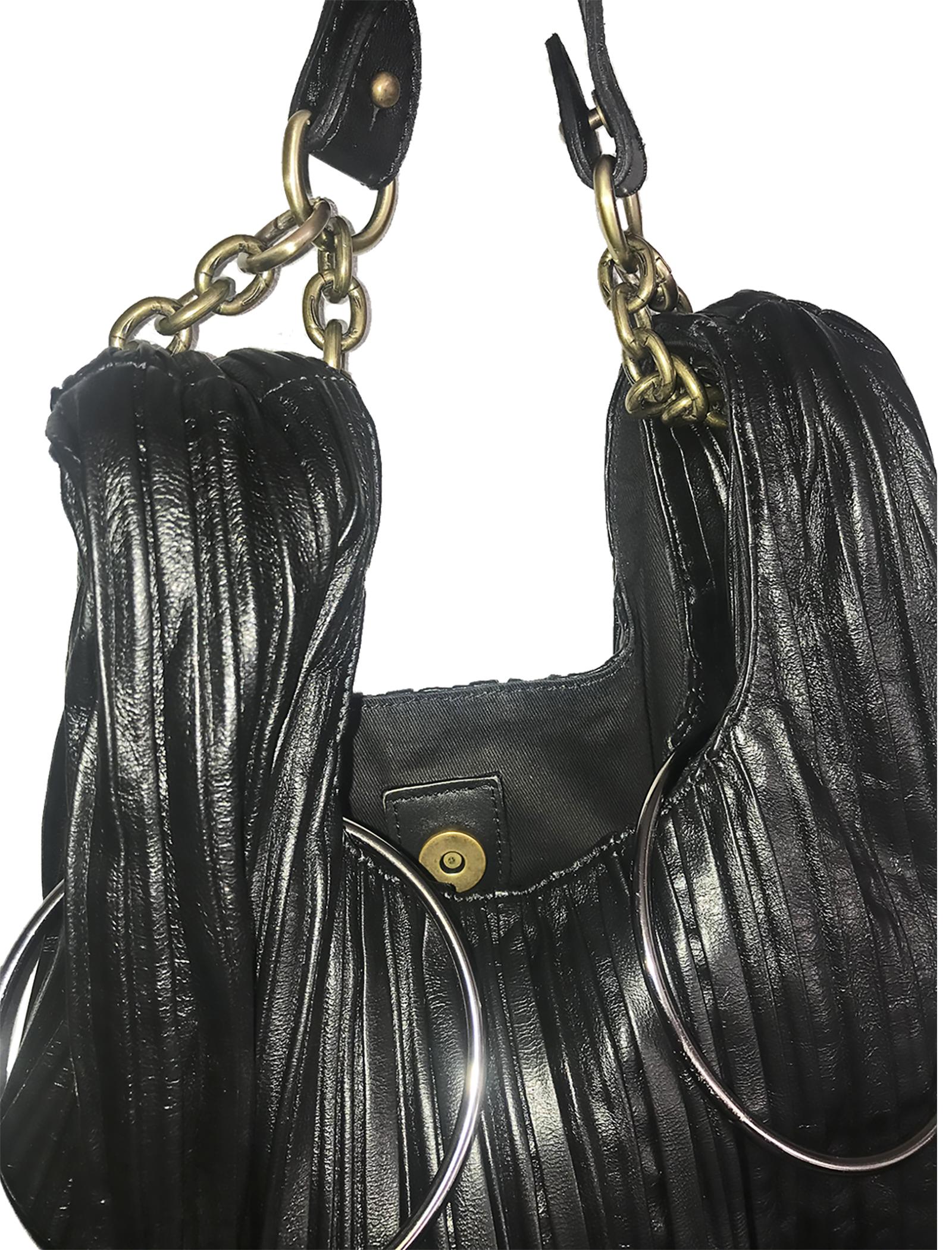 KristinaC - Plisse Market Bag